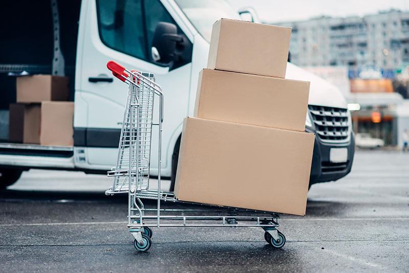 Custos com logística
